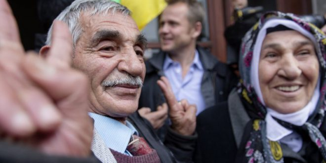 Kurdernes onkel Hassan sagde farvel i dag