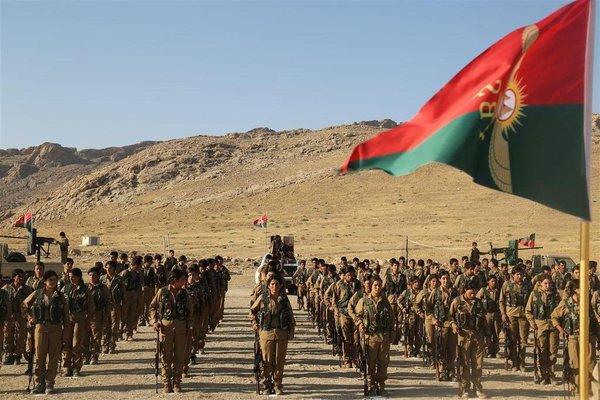 Vi er fuldt forberedt på at hævne martyren Zaki Şengalî