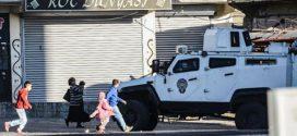 4-årig mast ihjel af pansrede køretøj