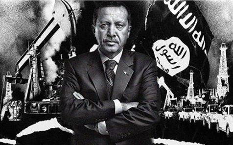 Tyrkiet støtter IS