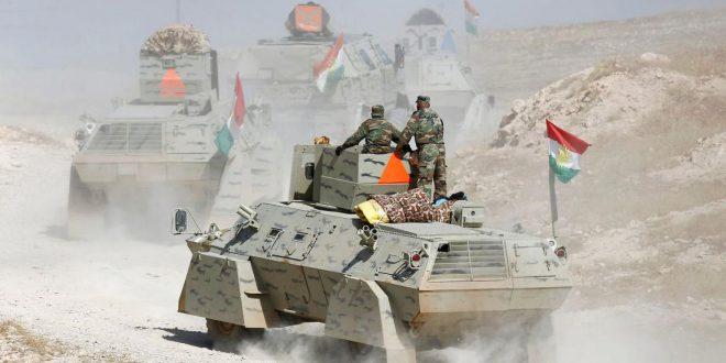 Her er styrkerne, der kæmper om Mosul