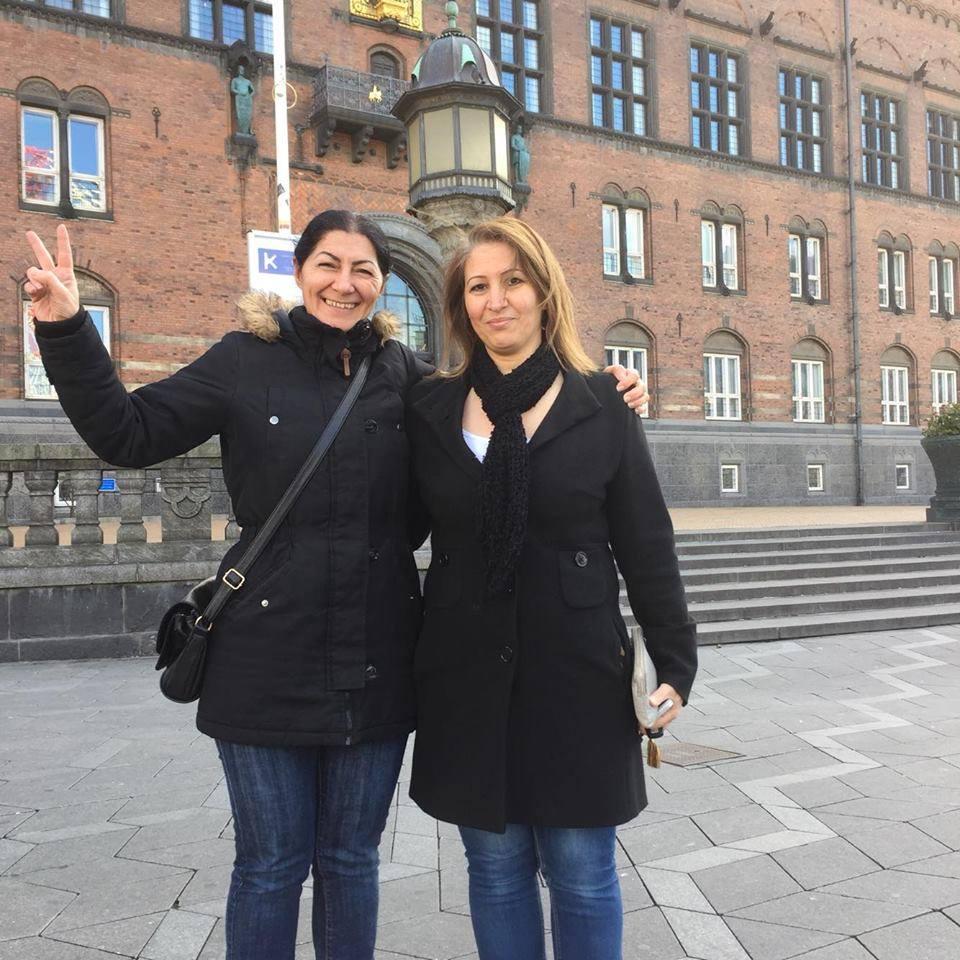 Dansk-kurdiske læger og sygeplejersker er sammen om Rojava