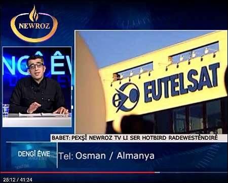 Kurdiske tv-kanaler Mednuce og Newroz får medhold