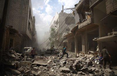 Våbenhvile ser svært ud i Syrien