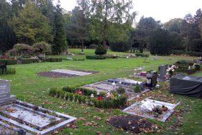 Politiet undersøger skændede muslimske grave
