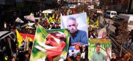Herboende kræver frihed for Öcalan