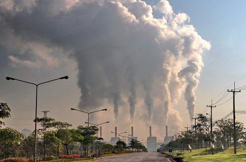 9 ud af 10 lever i områder med høj luftforurening