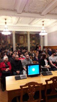 Newroz-konferencen blev afholdt i det danske Folketing