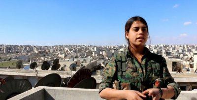 YPJ-medlem: Fascismen har tabt, kvindens rolle har sejret