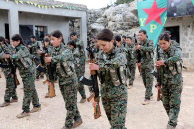 YPJ-styrker redder 130 ezidier fra IS nær Raqqa