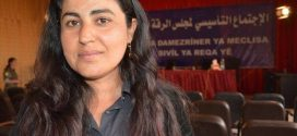 Kurdisk feminist valgt som medforkvinde i Raqqas Folkeforsamling