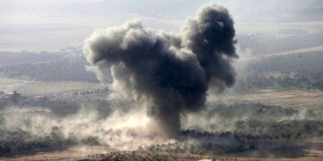 Tyrkisk militær har bombet kurdiske stillinger i Irak og Syrien