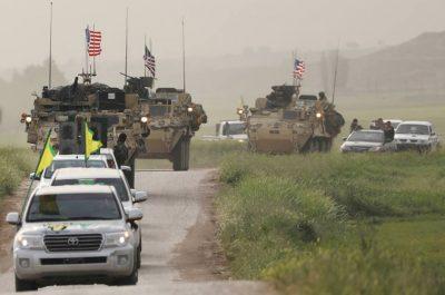 USA giver våben til de syriske kurdere