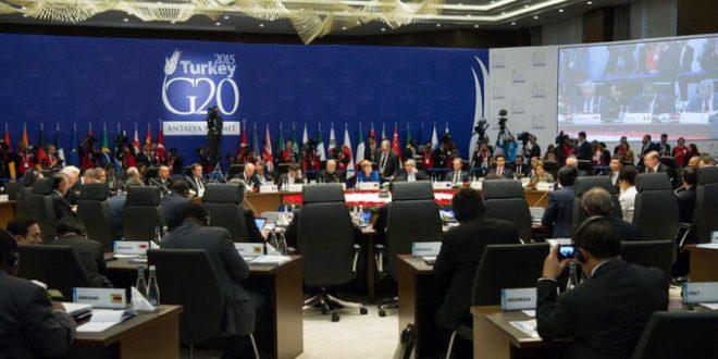 Ingen tolerance af vold ved G-20 topmødet