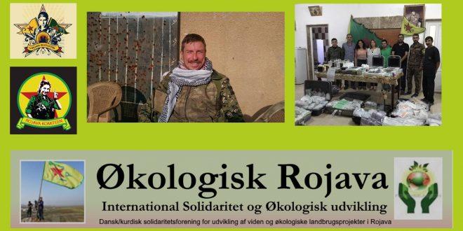 Folkemødet om Rojava med fokus på revolutionen og genopbygningsarbejdet