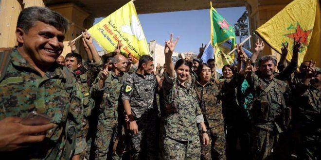 Hvordan behandler SDF fanger fra Islamisk Stat?
