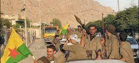 Peshmerga-styrker forlader Kirkuk, mens PKK fortsat kæmper i byen