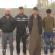 En gruppe, der optrådte under navnet YPG, er fanget i Heseke