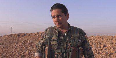 Amerikansk YPG-medlem: Ligesom IS er Tyrkiet en trussel