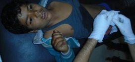 Tyrkiske kampfly bomber civile i Afrin