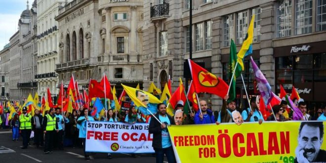TUC opfordrer Tyrkiet til at løslade Öcalan og andre politiske fanger