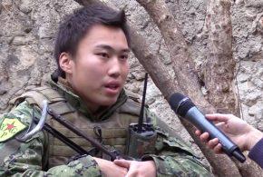 International YPG-frihedskæmper: Tyrkiet ødelægger fortsat det smukke