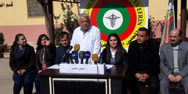 Reuters: Tyrkiet bag gasangreb i Afrin
