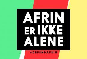 Internationalister mobiliserer #WorldAfrinDay i København: d. 24. marts
