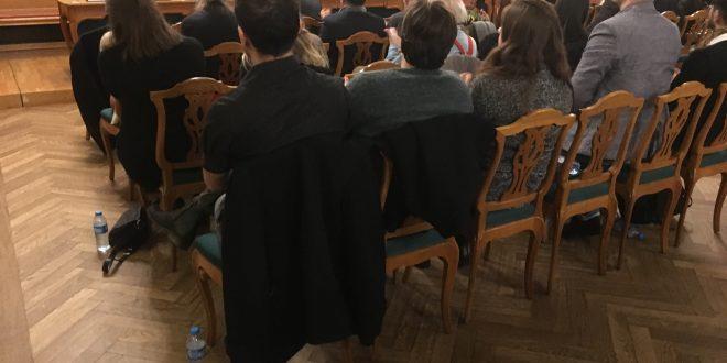 Newroz-reception 2018 på Christiansborg