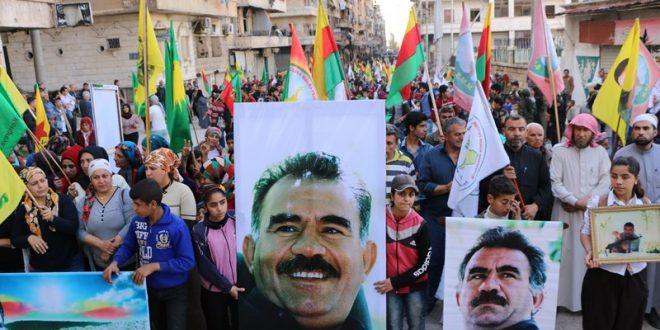 Frihed for ÖCALAN vil garantere en vellykket freds proces i Tyrkiet!