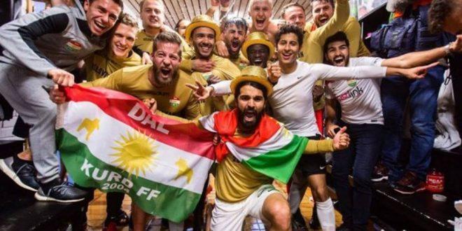 Kurdere til tops i svensk fodbold
