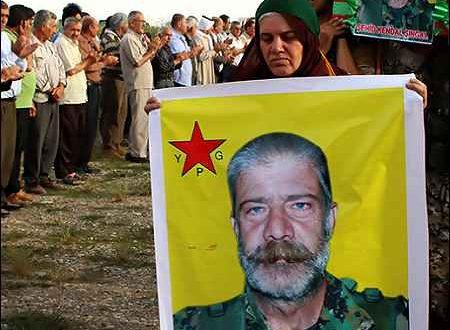 Spansk YPG-kriger dræbt i Rojava