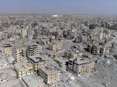 Raqqa: En by under genopbygning