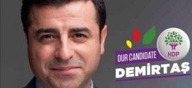 HDP Støtteplatformen i Danmark: HDP er håbet om en bedre og demokratisk fremtid for hele den tyrkiske befolkning