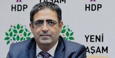 Idris Baluken fra HDP har fået 16 års fængselsstraf