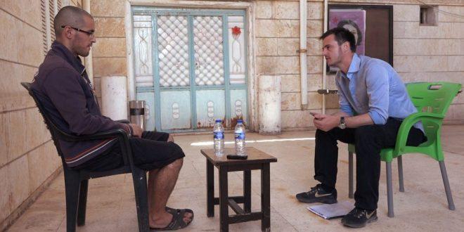 IS-medlem fra Danmark fanget i Syrien