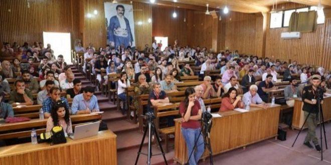 Spredning af Rojava-revolutionens ideer