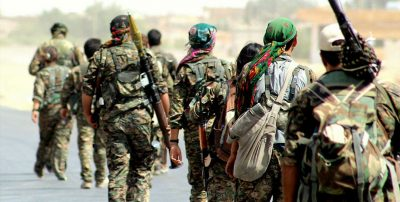 Manbij Militært Råd: YPG forlader Manbij