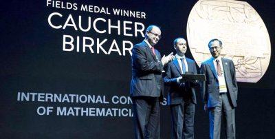 Kurdisk eks-flygtning vinder matematikkens Nobelpris
