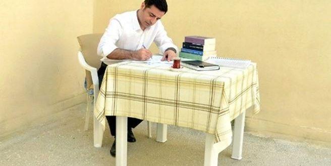 """Demirtas har fået over fire års fængsel for """"terrorpropaganda"""""""