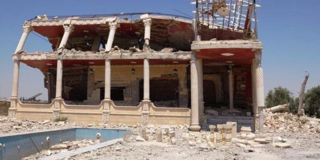 Private hjem blev brugt som fængsel for ezidi-kvinder i Raqqa
