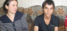 Ezidi-teenager vender tilbage til Shingal