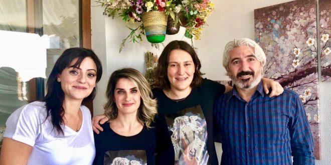 EP-ordfører Kati Piri besøger HDP og Demirtas-familien