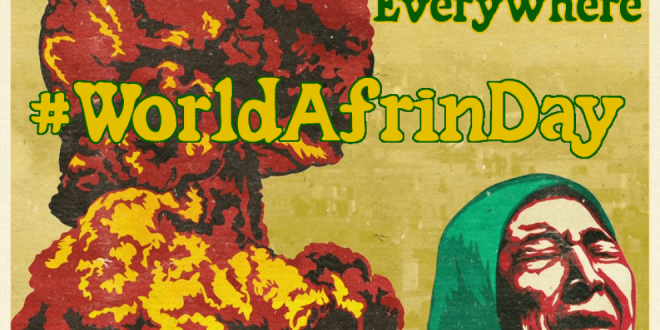 World Afrin Day
