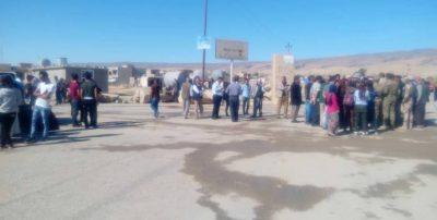 Shingal-folket protesterer mod KDP-guvernøren