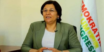 HDP's folketingsmedlem Leyla Güven er i sultestrejke, siden 7. nov. 2018