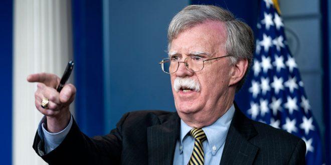 Bolton: SDF skal Beskyttes