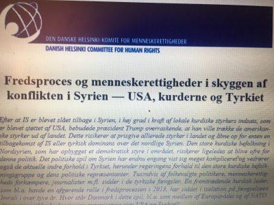 tyrkiet menneskerettigheder
