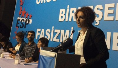 ESP-leder sultestrejker i solidaritet med Leyla Guven