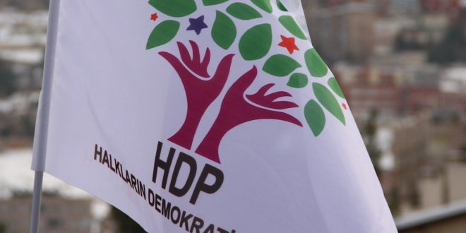Pressemeddelelse fra HDP vedrørende Rojava